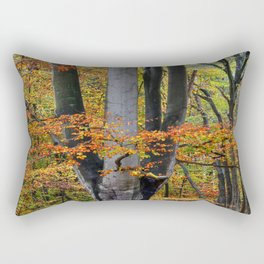 The Beauty of Fall Rectangular Pillow