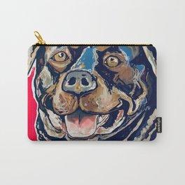 A Rottweiler Named Samson Carry-All Pouch