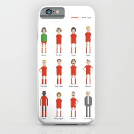 Liverpool - All-time squad iPhone Case