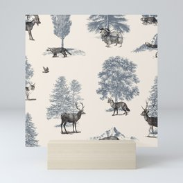 Where They Belong - Winter Mini Art Print