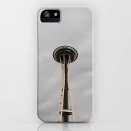 The Space Needle iPhone Case