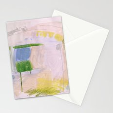 Spring Grass Stationery Cards