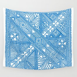 Trip to Morocco via Holland Wall Tapestry