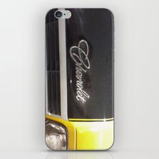 SS Chevrolet iPhone & iPod Skin