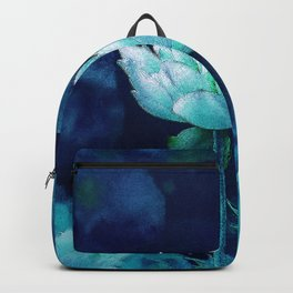 Moonlight Water Lily Backpack