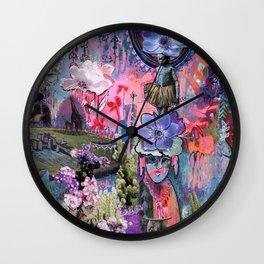 Sacred Lust Wall Clock