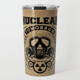 Nuclear Tomorrow vintage Travel Mug
