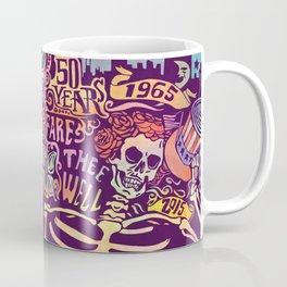 Dead 50 Coffee Mug