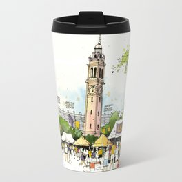 LSU Game Day Travel Mug