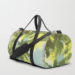 Fig Leaves Duffle Bag