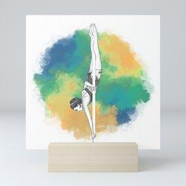 PD Skydancer Mini Art Print