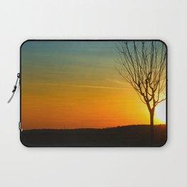 glorious sunset Laptop Sleeve