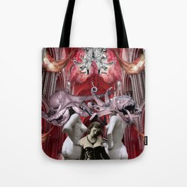 Gathering Of Witches Tote Bag