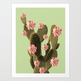 Cactus Print Art Print