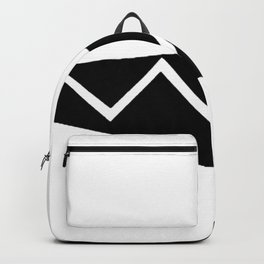 Silly Grin Inverted Backpack