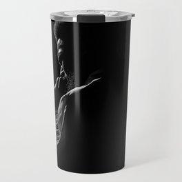 Soulful Silhouette Travel Mug