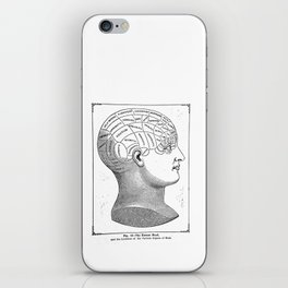Phrenology2 iPhone Skin
