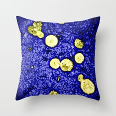 Symphony of Night Throw Pillow