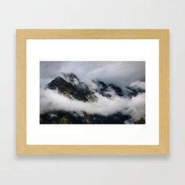 Key Summit Framed Art Print