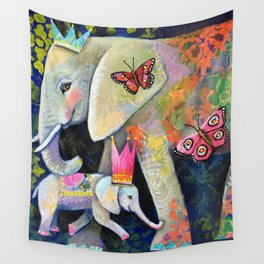Twinkle Toes Wall Tapestry