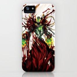 Hells Wrath iPhone Case