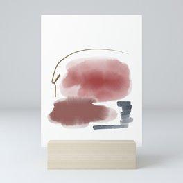 Introversion X Mini Art Print