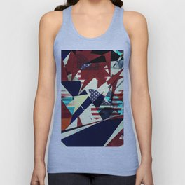 USA - Butterfly Effect Unisex Tank Top