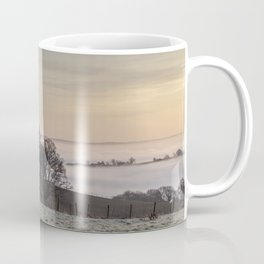 January Sunrise Coffee Mug