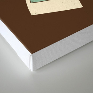 Insta gram Canvas Print