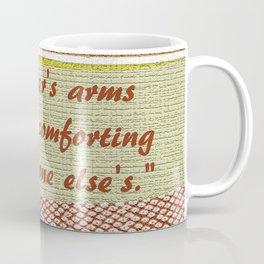A Mother's Arms Coffee Mug