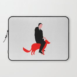 The story about me and the fox Laptop Sleeve