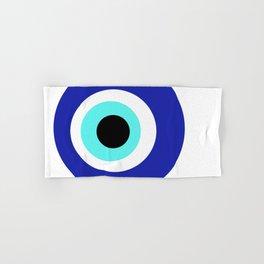 Blue Eye Hand & Bath Towel