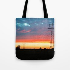 The Warmth Of Lincolnshire Tote Bag