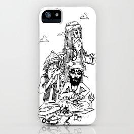 Three Wise Men iPhone Case
