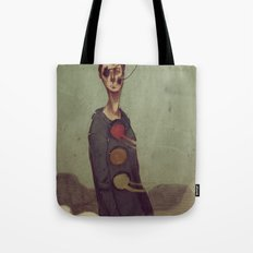 You Must Keep Going Tote Bag