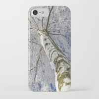 john snow iPhone & iPod Cases featuring Snow worlds by Tanja Riedel