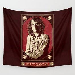 Syd Barrett/Crazy Diamond Wall Tapestry
