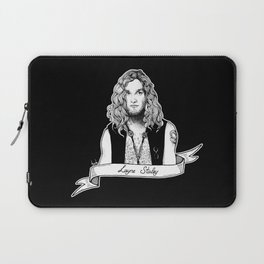 Layne Staley (Grunge Collection) Laptop Sleeve