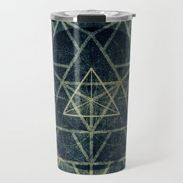 Tetrahedron Ignis Dark Travel Mug