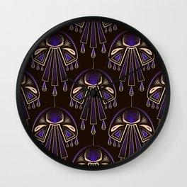 Art Deco No. 6 Wall Clock