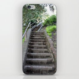Stairs to Somewhere iPhone Skin