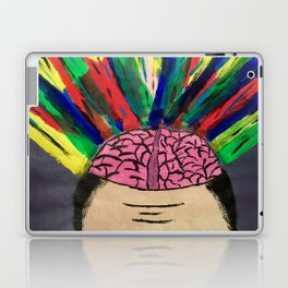 Mind Blowing Laptop & iPad Skin