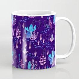 Neon Cacti Coffee Mug