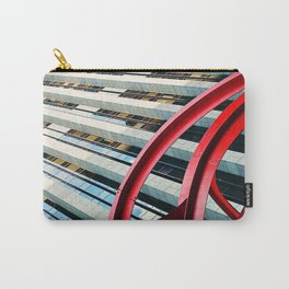Skyrocket - Frank Gehry Carry-All Pouch