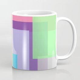Color Tangles Coffee Mug