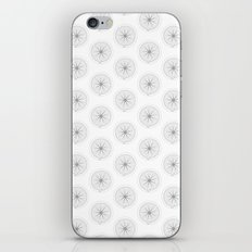 Bike Wheel Pattern iPhone & iPod Skin