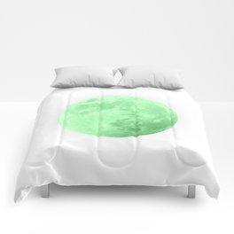 LIME MOON Comforters