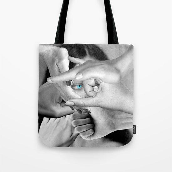 DO YOU SEE ME? Tote Bag