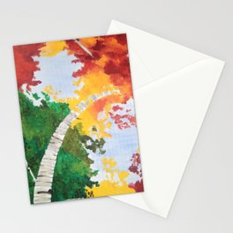 """Look Up North"" - Left Panel Stationery Cards"