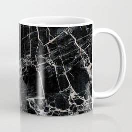 Black Marble Edition 1 Coffee Mug